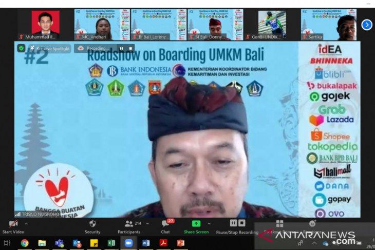 BI fasilitasi 250 UMKM di Bali ikuti program