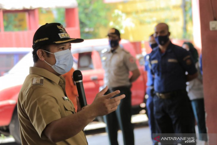 Wali Kota Arief minta BPBD Tangerang gelar simulasi bencana rutin