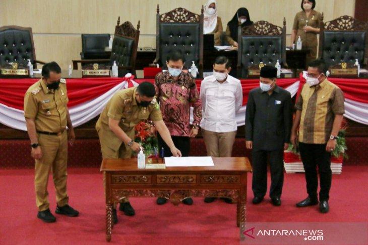 DPRD Kota Medan sahkan Perda RPH