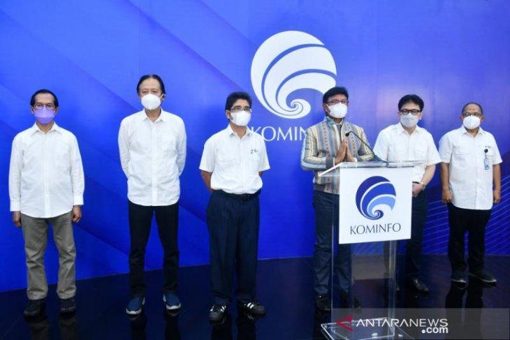 Kominfo : Pemenang seleksi multipeksing siapkan 50 persen slot LPS