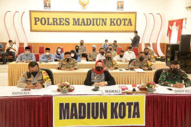 Forkopimda Kota Madiun gelar rakor penanganan kedatangan pekerja migran