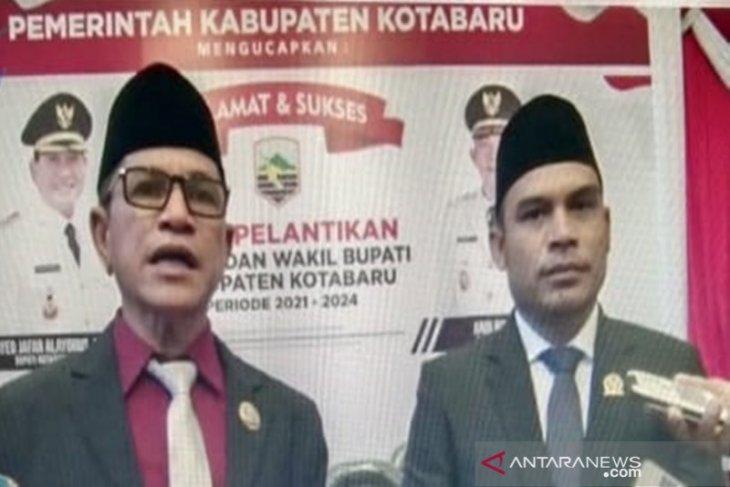 DPRD minta Bupati Kotabaru terpilih lakukan percepatan pembangunan