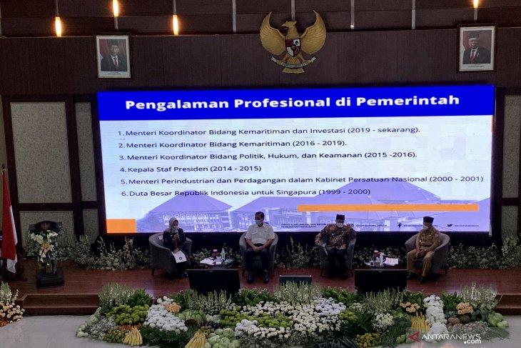 Pemda Malang Raya paparkan potensi daerah ke Menko Kemaritiman dan Investasi