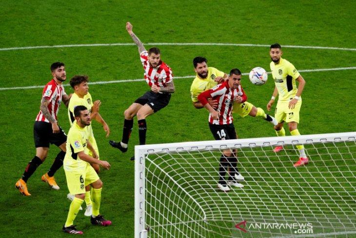 Atletico Madrid kerahkan kekuatan di laga pamungkas demi meraih juara liga