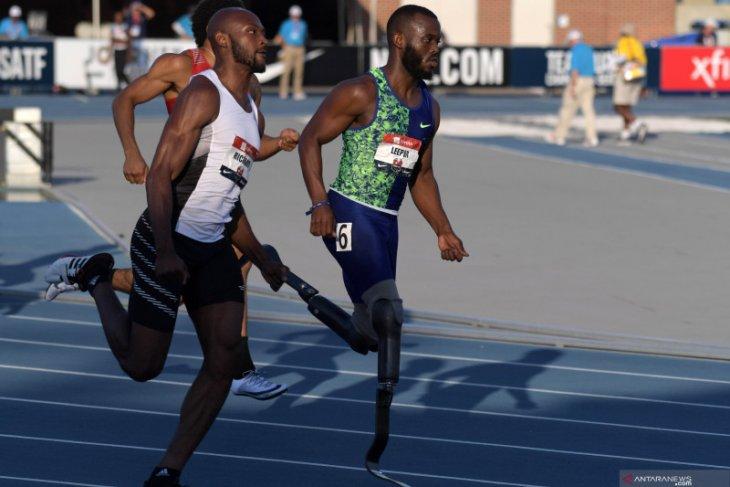 Permohonan Leeper ikuti kompetisi dunia kaki palsunya ditolak