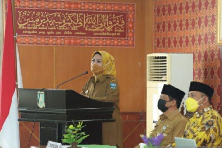 KPK nilai MCP Kabupaten Serang 2020 relatif baik
