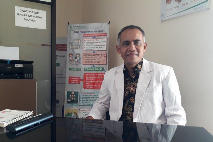 Piawai persuasi, pasien dr Mustadhim pilih dikontrol FKTP