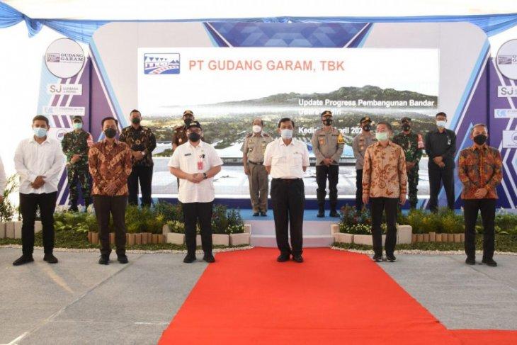 Wali Kota Kediri optimistis pembangunan bandara gerakkan ekonomi