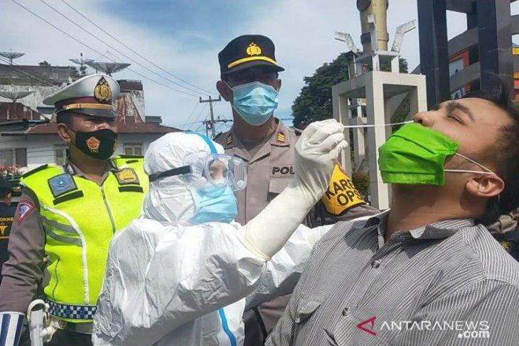 Selama operasi keselamatan Nala 2021 terjadi lima kasus kecelakaan