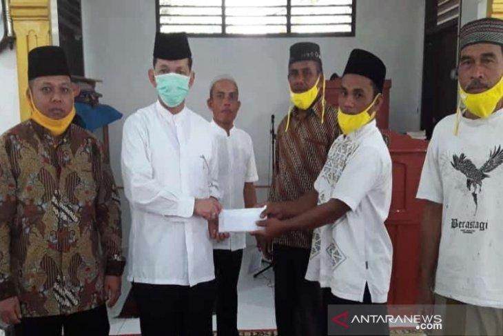 Tokoh: Syahrul Pasaribu berhasil letakkan program pembangunan secara fundamental