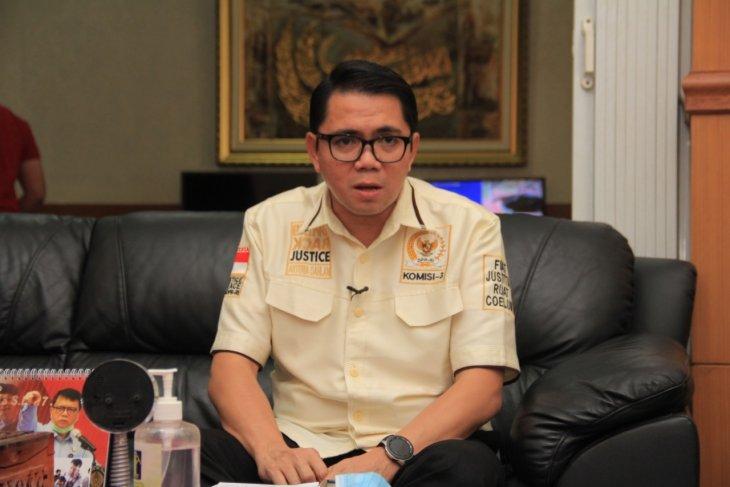 Anggota DPR RI Arteria Dahlan dukung perluasan Rutan Medaeng