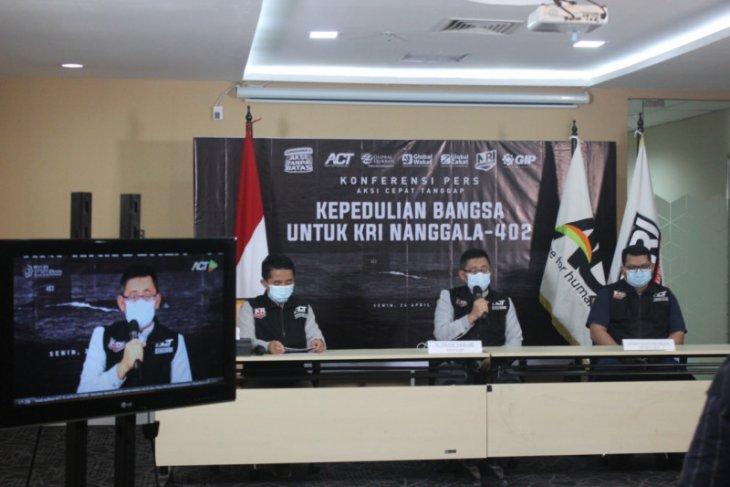Empati mendalam ACT dan masyarakat Indonesia bagi keluarga prajurit KRI Nanggala 402