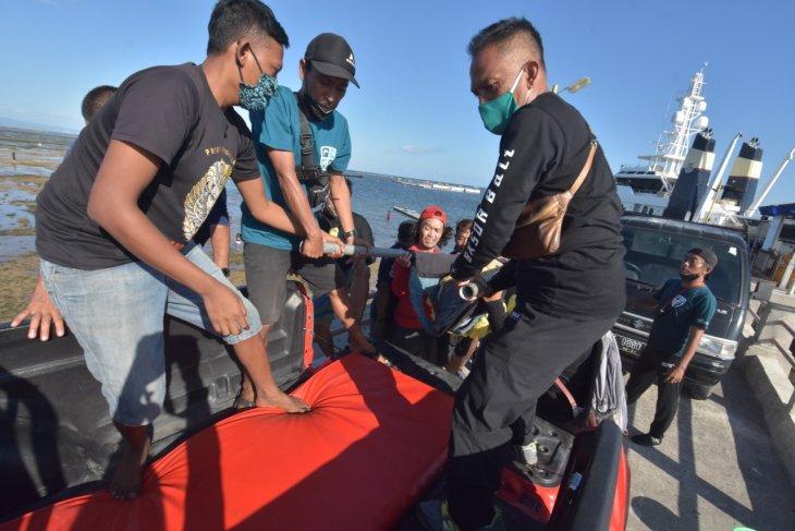 BKSDA Bali tutup peragaan lumba-lumba hidung botol di Pantai Sanur