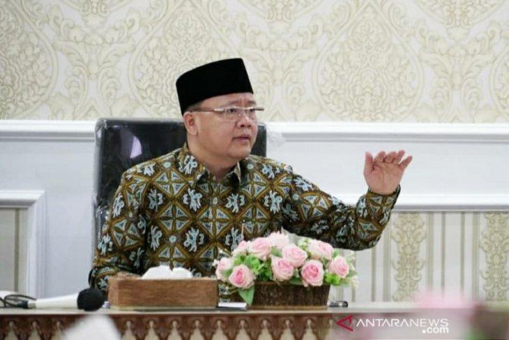 Gubernur Bengkulu tiadakan