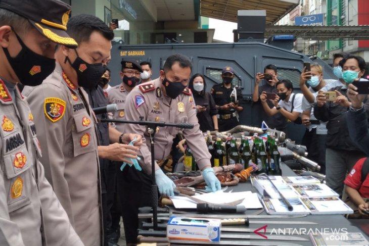 Polresta Bogor Kota sita 102 kenalpot bising selama dua pekan Ramadhan