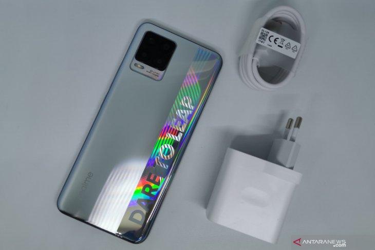 Ponsel Realme 8 miliki segudang fitur fotografi