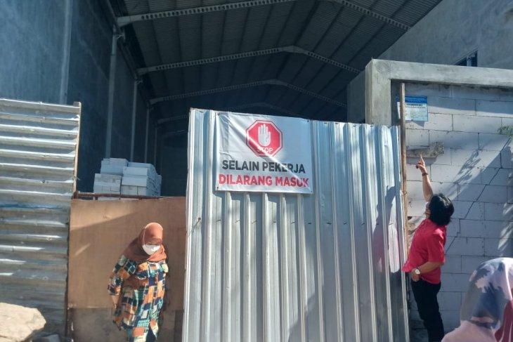 Pemkot Surabaya akan sanksi pemilik gudang di kawasan pemukiman