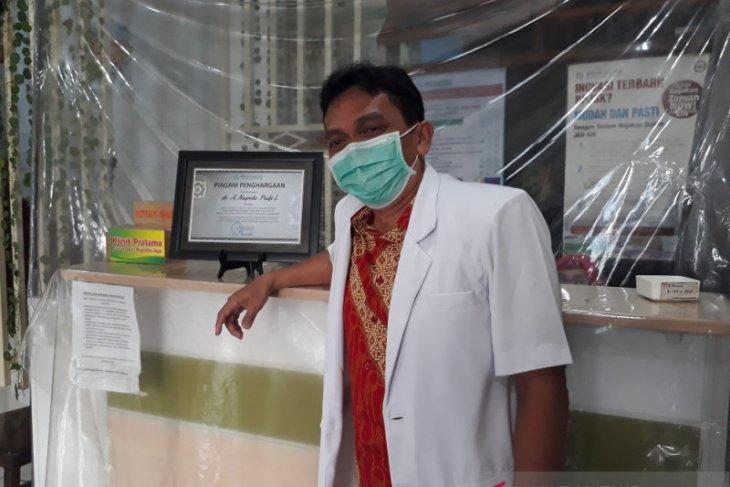 Adaptasi baru pandemi COVID-19, dokter Nugroho ajak masyarakat manfaatkan layanan daring