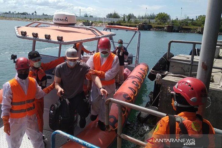 Tim SAR evakuasi WN Rusia dari kapal tanker karena sakit