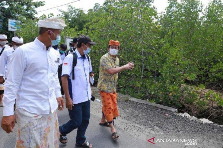 Bupati Klungkung terima kunjungan Tim Ahli BBRBLPP untuk kembangkan Nusa Penida