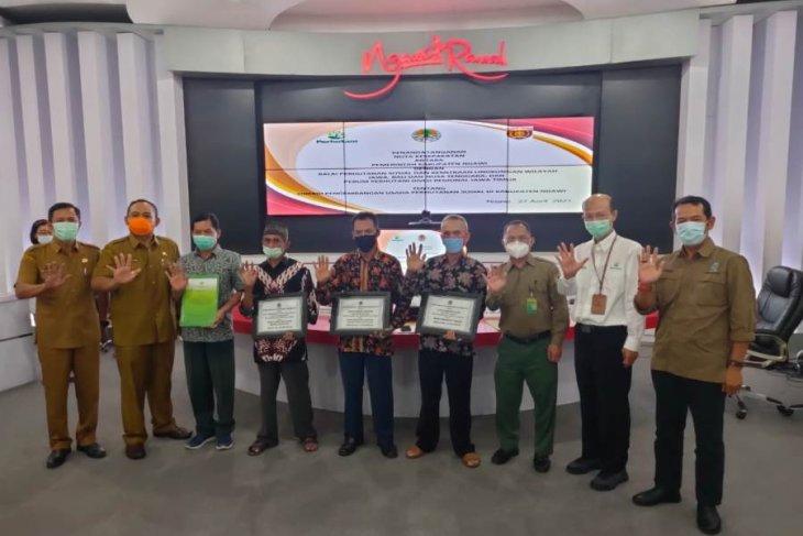 Pemkab Ngawi, BPSKL dan Perhutani jalin sinergi pengembangan usaha perhutanan sosial