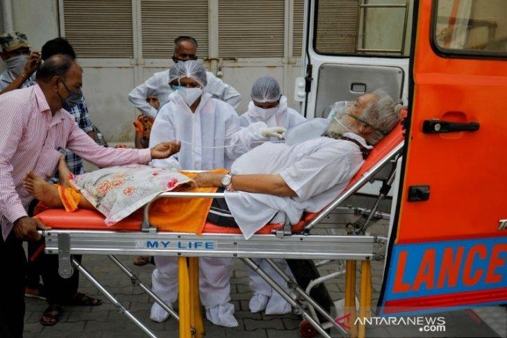 Jumlah kematian akibat COVID-19 di India  lampaui 200.000