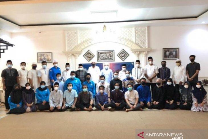 Isi kegiatan Ramadhan, KNPI HSS raker dan nasehat kepemudaan