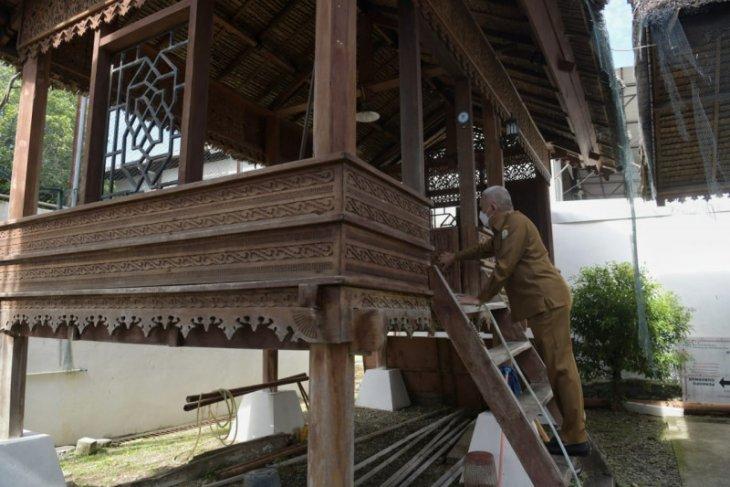 Pemerintah Aceh akan BEREHkan Rumah Budaya Banda Aceh