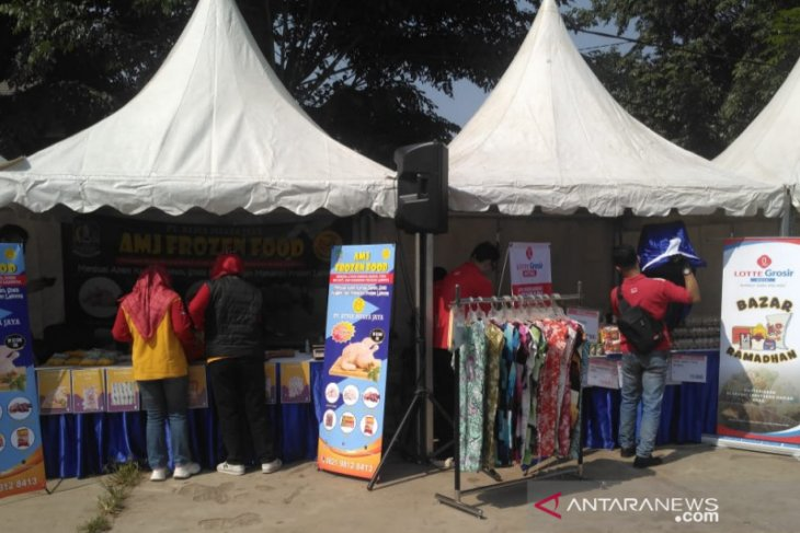 Operasi pasar murah Kota Bekasi digencarkan antisipasi lonjakan harga
