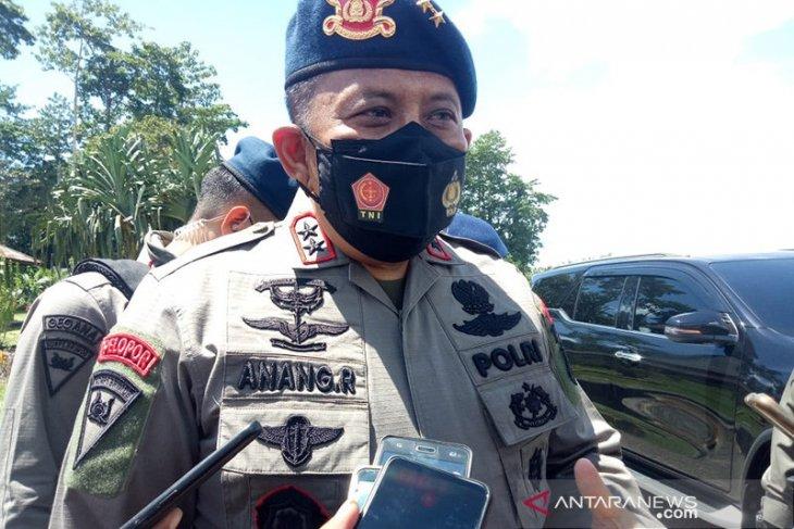 Dankor Brimob pastikan aparat TNI-Polri terus buru KKB