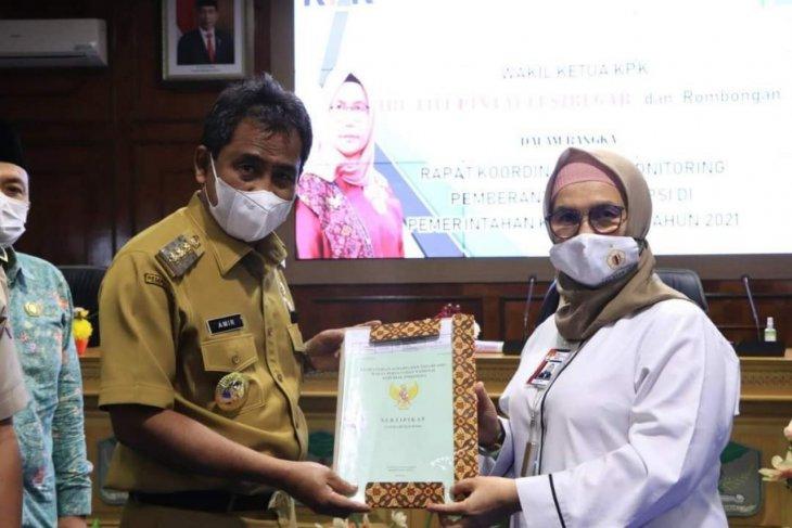 Wali Kota Binjai berkomitmen pencegahan tindak pidana korupsi