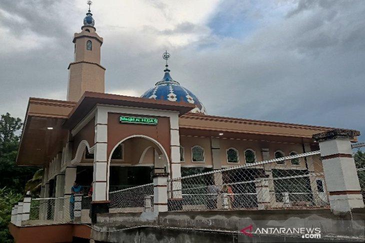 Junjung toleransi beragama, Bripka Junior Hutabarat sukses galang dana bangun masjid berbiaya Rp2 M di Taput