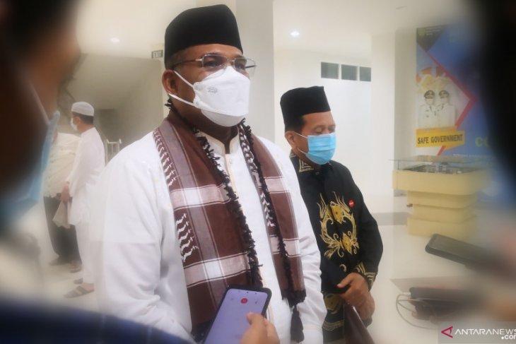 Pj Gubernur Kalsel harapkan PSU di Tapin berjalan lancar dan damai