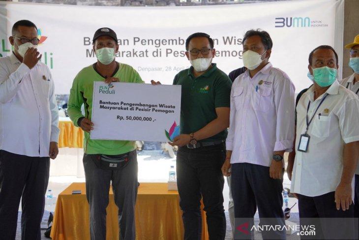 PLN UID Bali bantu pengembangan wisata konservasi hutan Mangrove di Pemogan