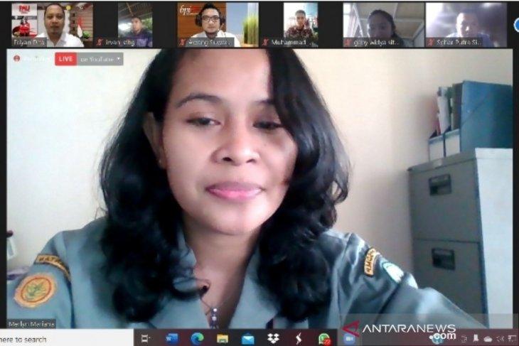 Ratusan mahasiswa Polbangtan Medan ikuti retooling PAU secara daring