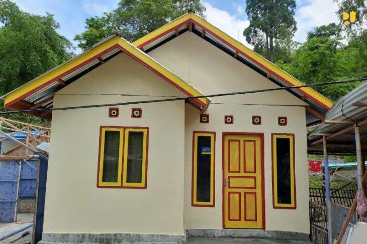 Kementerian PUPR salurkan bantuan swadaya untuk 1.260 unit rumah di Gorontalo