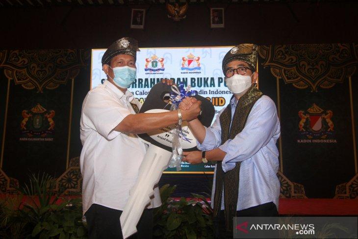 Kunjungan Caketum KADIN Indonesia ke Pontianak