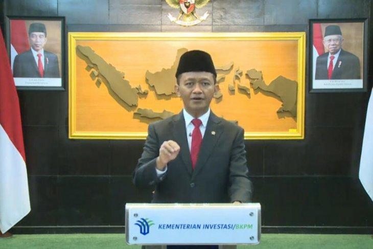 Hipmi menilai Bahlil bawa perubahan iklim investasi di Indonesia