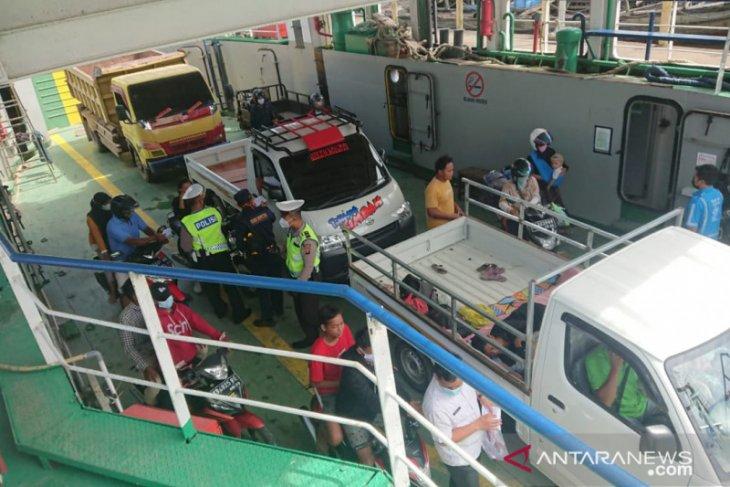 Dishub - Polres Kubu Raya lakukan uji petik armada sungai