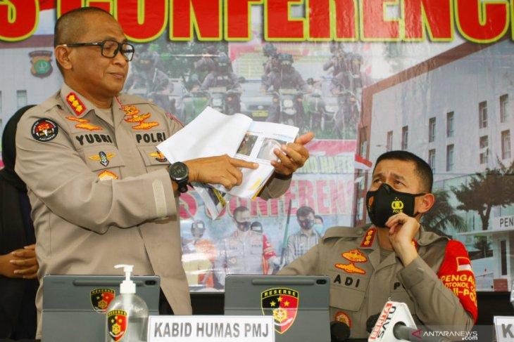 Polisi periksa Kadis Pariwisata DKI Gumilar Ekalaya terkait kasus mafia karantina