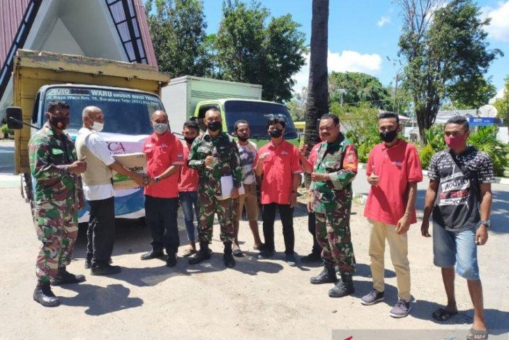 CCAI donasikan 26.076 botol minuman ke NTB, NTT dan Timor Leste