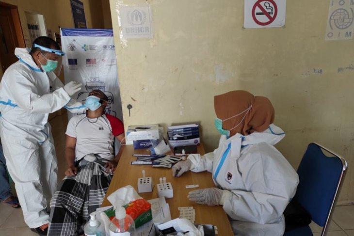 51 imigran Rohingya dipindahkan dari Aceh ke Sumatera Utara