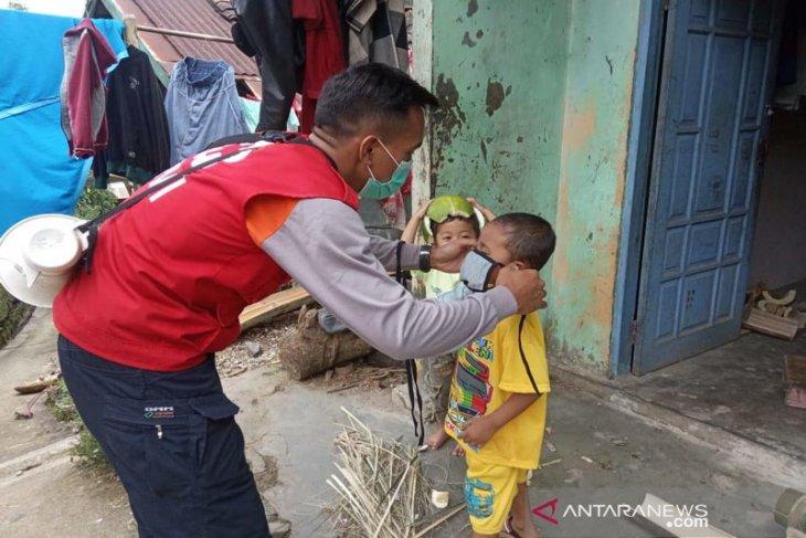 Relawan SIBAT PMI Banjarnegara lakukan promosi kesehatan
