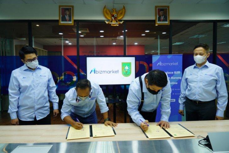 Pemprov Riau gandeng Mbizmarket untuk layanan belanja pemerintah