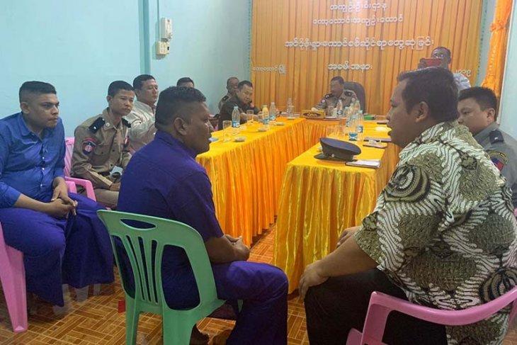 Myanmar bebaskan nelayan Aceh Timur