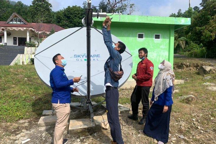 BMKG tingkatkan kualitas sensor mini region di Tapanuli  Selatan
