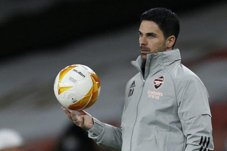 Arsenal diminta beri Mikel Arteta waktu lebih lama