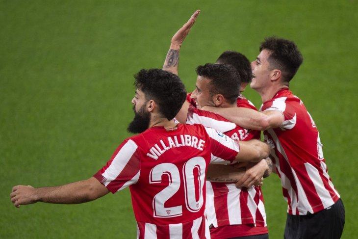 Athletic Bilbao ditahan seri 2-2  Valladolid