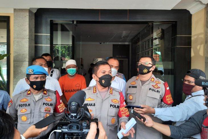 Polisi tangkap penyebar berita bohong babi ngepet di Depok