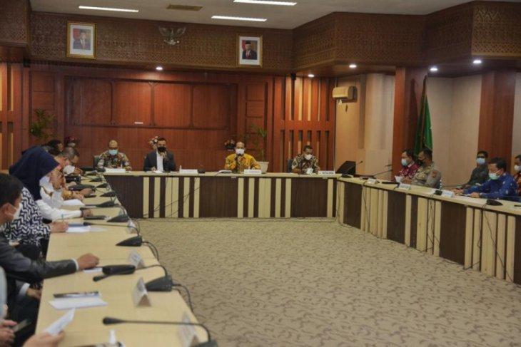 Pemerintah Aceh minta dukungan Banleg DPR perpanjang Otsus